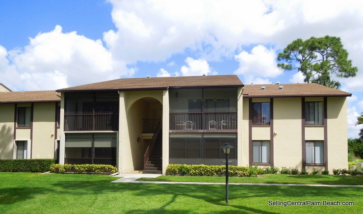 818 Sky Pine Way E1, Greenacres, Florida 33415 MLS#RX-10214647