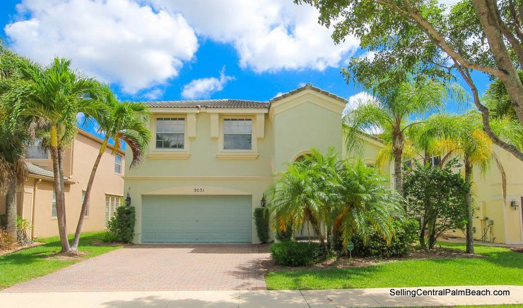 9031 Alexandra Circle, Wellington, Florida 33414 MLS# RX-10239260