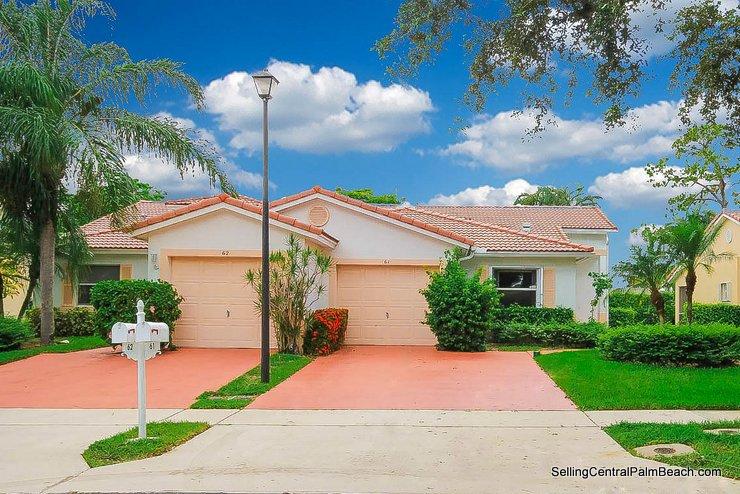 61 Sausalito Drive, Boynton Beach, Florida 33436 MLS# RX-10247196
